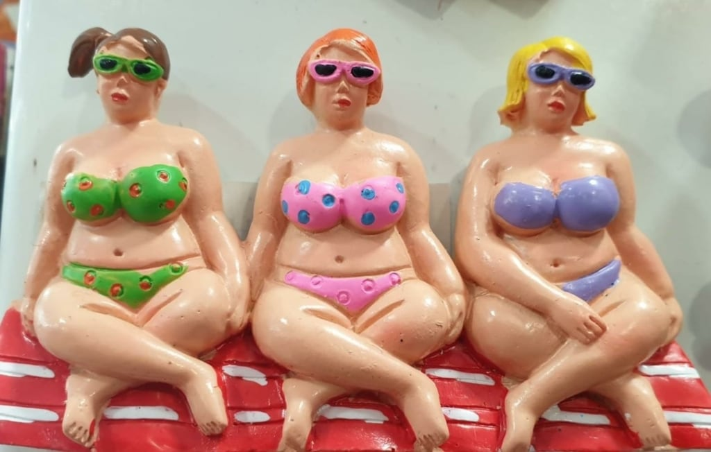 Bikinikelit on täällä! – Liivikeskus